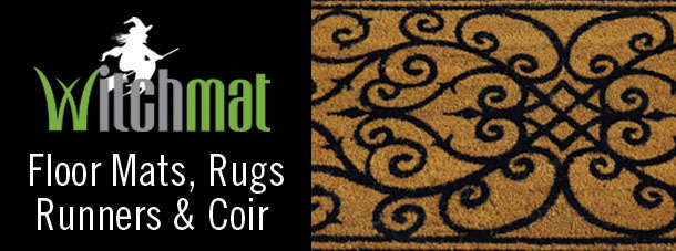 Witchmat Range, mats, runners, rugs & Coir