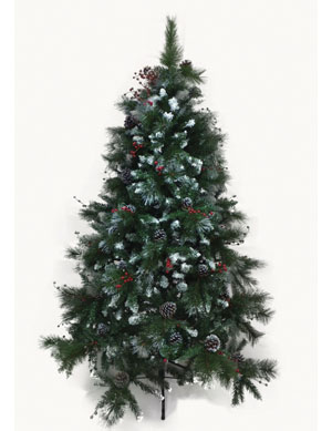 Artificial Fir Christmas tree Snow Dust