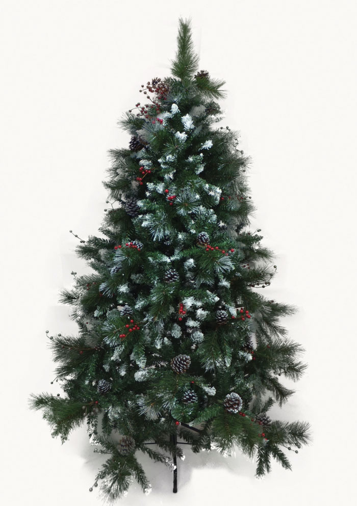 Snow Dust Artificial Christmas Tree