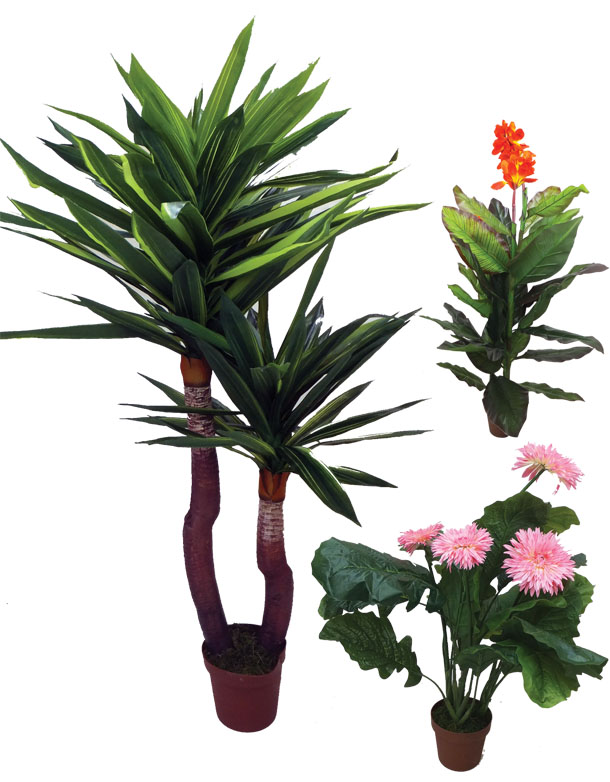 witchplant artificial plants , shrubs and trees