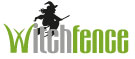 witchfence logo fencing solutions