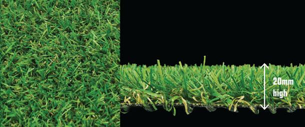 Witchgrass Classic artificial grass