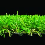 witchgrass classic artificial grass side view