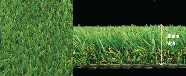 Witchgrass Imperial Artificial Grass