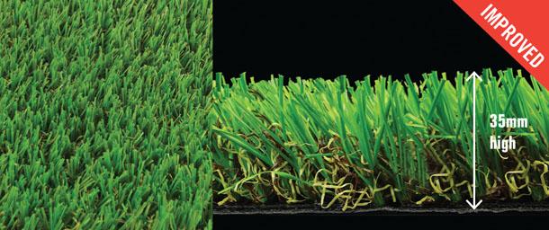 Witchgrass Luxury Artificial Grass